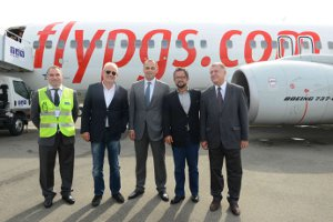 Pegasus Hava Yolları Kafkaslardaki Uçuş Ağını Batum ile Genişletiyor
