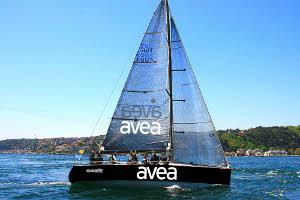 Avea, Yelken Takımı ile Rekabeti Denize Taşıyor