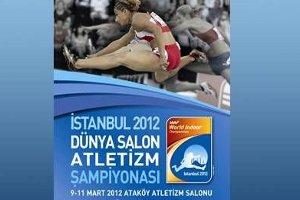 Dünya Salon Atletizm Şampiyonası - IAAF WIC İstanbul 2012