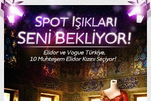Elidor ve Vogue Türkiye, 10 Muhteşem Elidor Kızını Seçiyor