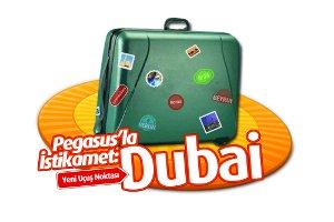 En İlginç Bavul Fotoğrafını Çekmek Senden, Dubai Tatili Pegasus'tan