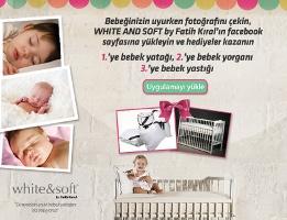 White-Soft By Fatih Kıral En Güzel Uyuyan Bebeği Seçiyor