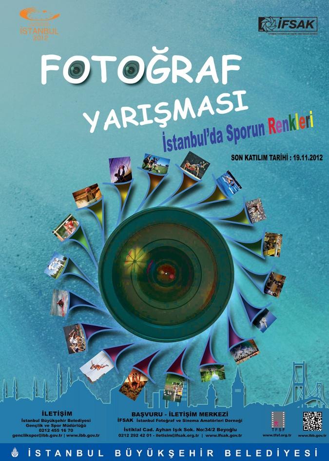 İstanbul'da Sporun Renkleri İçin Fotoğraf Zamanı