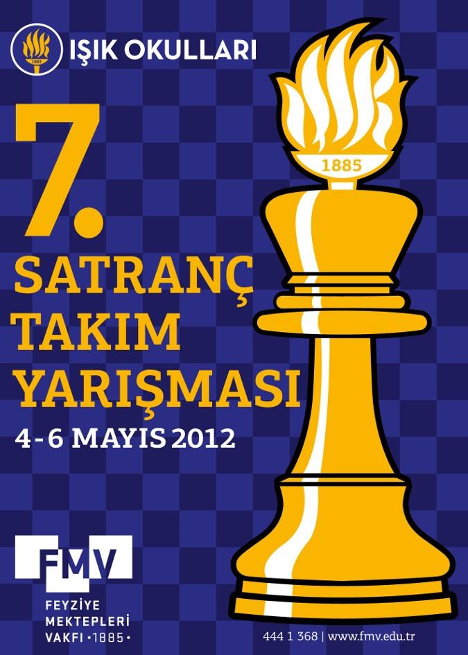 FMV Işık Okulları 7. Satranç Takım Yarışması,