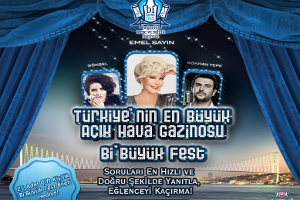 Türkiye'nin En Büyük Açık Hava Gazinosunun Hediye Biletleri Facebook'ta Saklı!