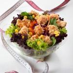 Çıtırlara Doyamayanlara Lezzetli Salatalar