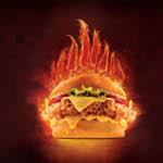 KFC Damakları Acısıyla Tatlandıran Burger