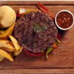 Filizler'den Yüzde 100 Yerli 'Steak Köfte'
