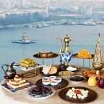 Safran Teras'ta Geleneksel Ramazan Lezzeti