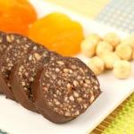 Kayısı, Portakal, Bal ve Çikolata'yı Buluşturan Lezzet