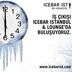 İş Çıkışında İcebar İstanbul'da Farklı Bir Deneyim