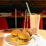 Hamburger Tutkunu Minikler İçin