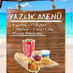 KFC'den Yazlık Menü