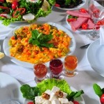 Nakkaş'ta Kahvaltı Başkadır