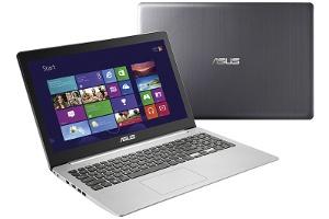 Asus'tan Yeni Dokunmatik Ultrabook™: VivoBook S551
