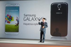 Sabırsızlıkla beklenen Samsung Galaxy S4 Türkiye'de