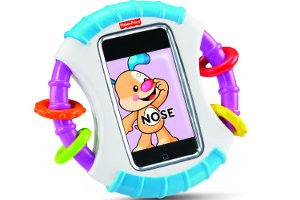 Fisher Price'dan Teknoloji Bebeklerine Özel Ipad ve Iphone Kılıfı