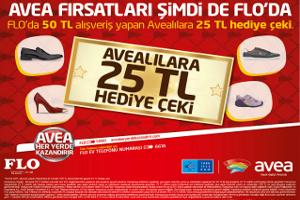 FLO'dan Avea ve Türk Telekom Müşterilerine Özel Kampanya