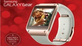 Galaxy Gear Yeni Yılınızı Kutluyor