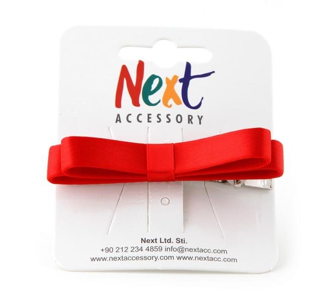 Next Accessory'yi Fiyonklar Sardı