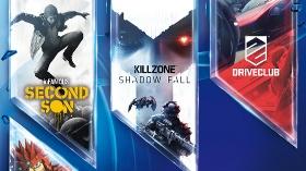 PS4™ Birbirinden Özel Dört Oyun ile Geliyor