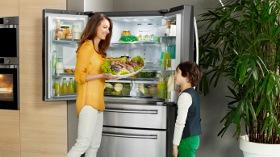 Samsung'un Yeni Dört Kapılı Buzdolabı Türkiye'de