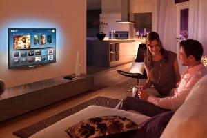 Televizyon da Bir Sevgililer Günü Hediyesi Olabilir
