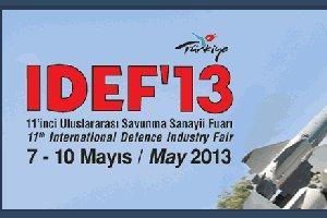 11.Uluslararası Savunma Sanayii Fuarı