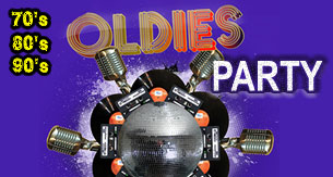 70's, 80's, 90's Oldies Party