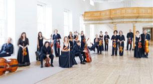 Amsterdam Sinfonietta - Sol Gabetta