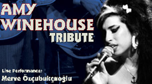 Amy Winehouse Tribute by Merve Özçubukcuoğlu