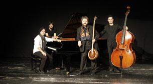 Avrupa Caz Kulübü - Evrim Demirel Ensemble feat. David Kweksilber