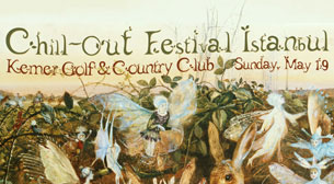 Chill-Out Festival Istanbul 2013