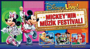 Disney Live! Mickey'nin Müzik Festivali - İstanbul