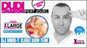 Dudi Sharon Feat Jouel Live Turkey