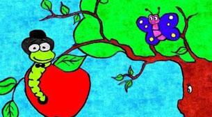 Elma Kurdu Kırtık