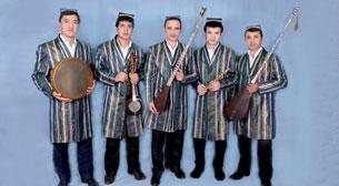 Geleneksel Özbek Müzik Gecesi