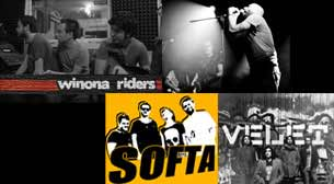 Ghetto the Noise: Softa, Ricochet, Winona Riders, Velet