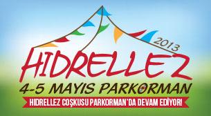 Hıdrellez Parkorman 2013
