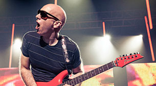 Joe Satriani 2013 World Tour