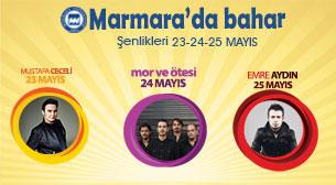Marmara Üni. Bahar Şenliği 1. Gün - Mustafa Ceceli