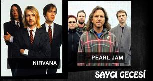 Nirvana - Pearl Jam Gecesi