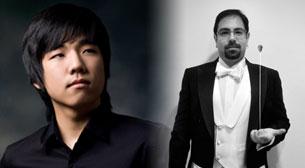 Piyanist SOHN Jeung Beum ve M.S.G.S.Ü Devlet Konservatuvarı Senfoni Orkestrası
