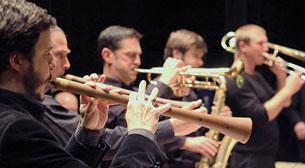 The Sanlıkol Hybrid Jazz Orchestra Feat. Erkan Oğur