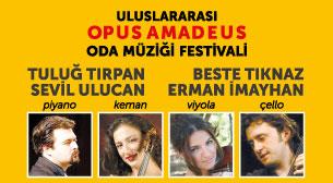 Uluslararası Opus Amadeus Oda Müziği Festivali: Bach, Mozart ve Egzotik Brezilya