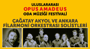 Uluslararası Opus Amadeus Oda Müziği Festivali: Barok ve İzlenimci Bir Bahar Ayini