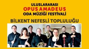Uluslararası Opus Amadeus Oda Müziği Festivali Nefesli çalgıların büyülü armonisi