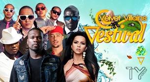 Vestival 1. Gün: 50 Cent - Ne-Yo - Inna