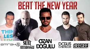 Beat The New Year Yılbaşı Partisi Loca/Stand