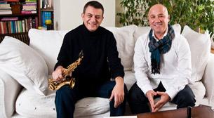 Bir Yazar ile Bir Müzisyenin Buluşması